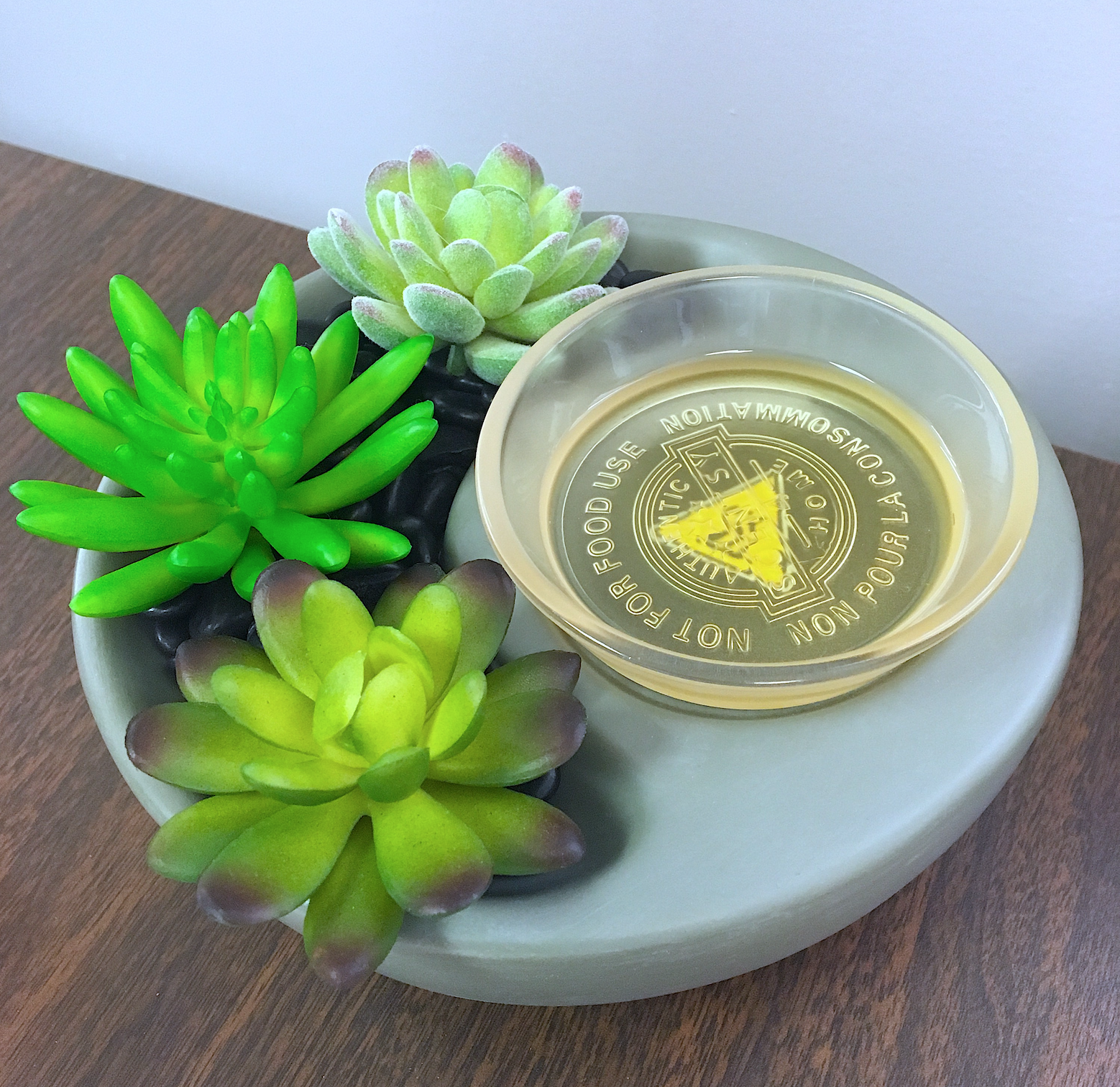Little Zen Candle Warmer from Scentsy
